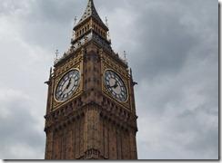 2011 London Big Ben