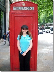 2011 London Phone Booth